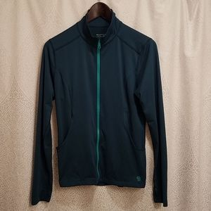 Mountain Hardwear Full Zip Stretch Jacket